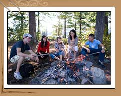 Whispering Pines Kiwanis Campground